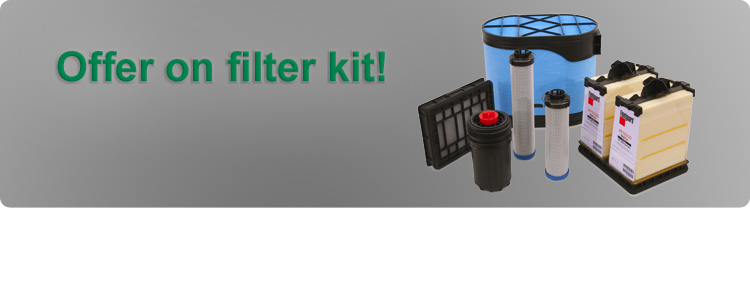 Offer on filter kit